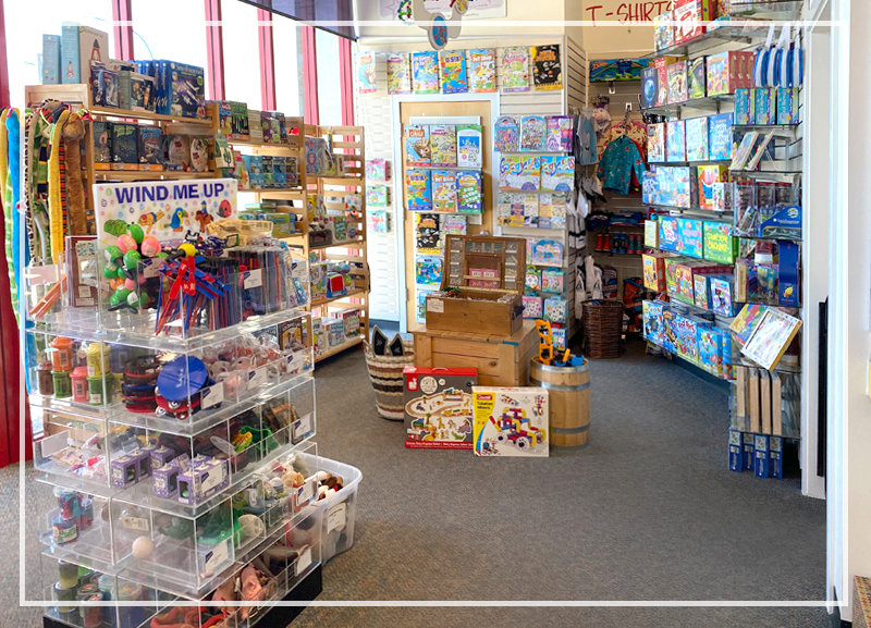 Second view inside Playful Learning Store