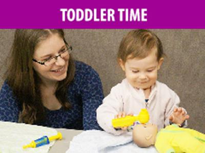 Toddler Time - Sept/Oct 2019