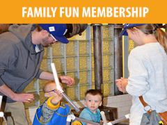 Family Fun Membership